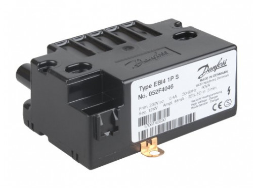Трансформатор розжига Danfoss EBI4 1PS 052F4046 EBI4052F4046