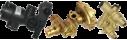 Трехходовые клапана, гидроузлы котлов, ремкомплекты